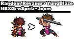 Random Revamp by YungBlaze