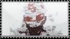 Living Things stamp - grey by JadeofAllTrades