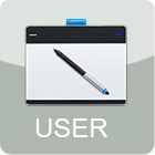 Wacom Intuos Pen/Pen-Touch User Stamp (large) by LimeDreaming