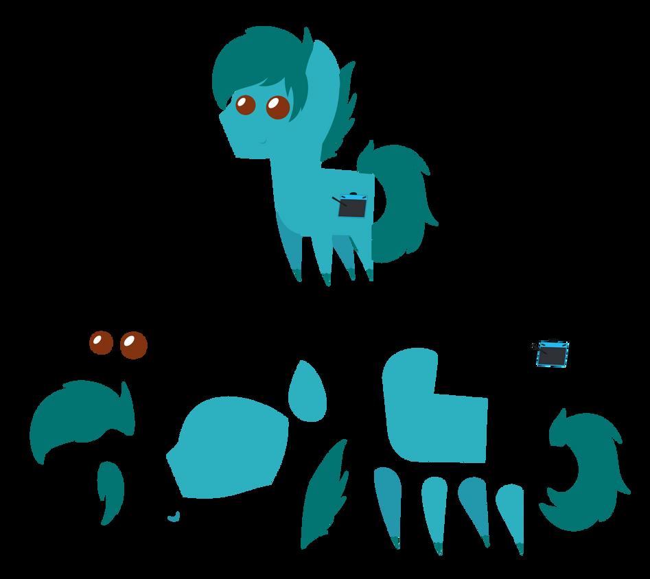 Doodle Mark [Pointy Pony | Gift]