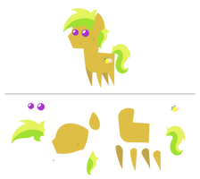 Pomelo Citrus [Pointy Pony]