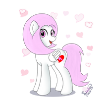 Sasha Gemini [A Pony with Love]