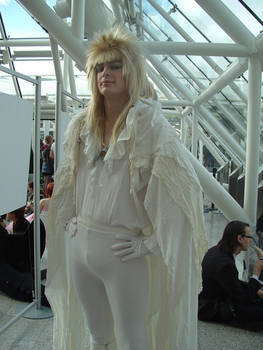 MCM Expo: Final outfit Jareth