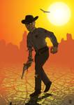 Gunslinger from Westworld