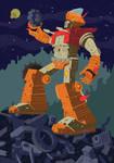 Transformers Wreck-Gar