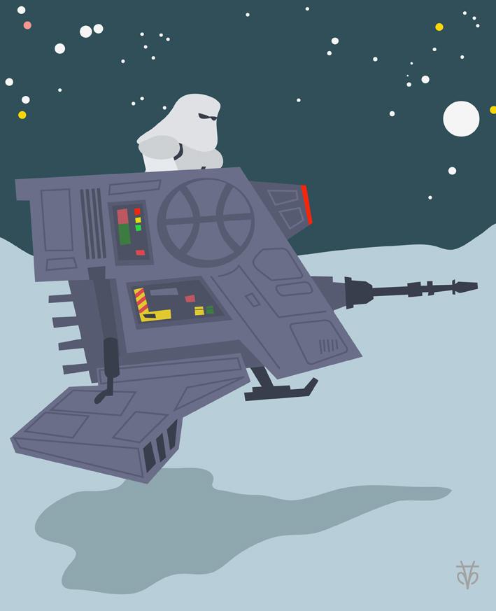 Star wars int 4 stormtrooper by eyemelt