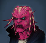Peloquin from Nightbreed