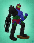 Masters of the Universe Trapjaw