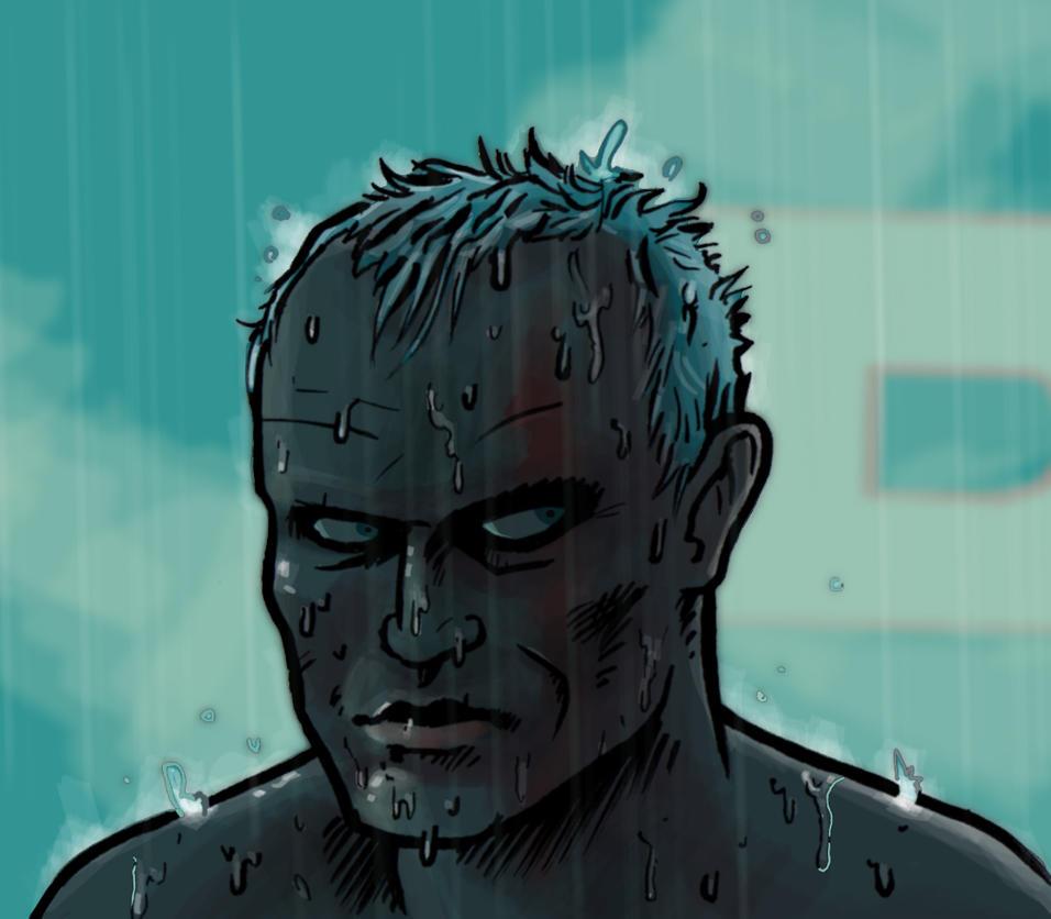 Roy Batty Blade Runner Replicant by Eyemelt