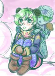 sweet sweet dear lolyne by KidCoca