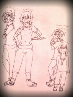 .:W.I.P:. Shizako-Age progression by Ninja-Burito