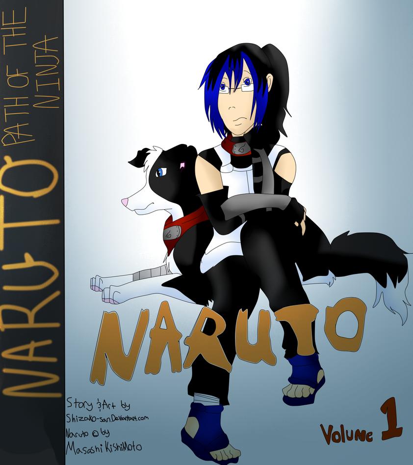Naruto.:Manga:.~Path Of The Ninja~Cover Page by Ninja-Burito