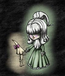 Little Ladyfriends by LadySweetEyes