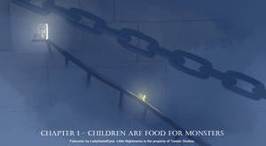 LN - Chapter 1 - Children Are Food For Monsters