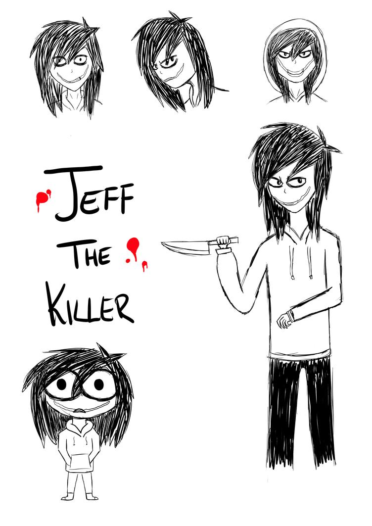 how to draw a chibi jeffy