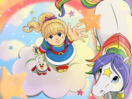 Rainbow Brite by kuro-rakuen