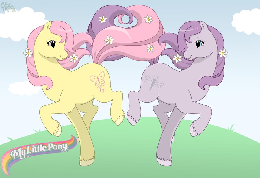 Pony BFFs by kuro-rakuen