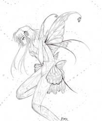 Seafairy by kuro-rakuen