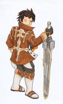 Alvin (Traditional Color Version)