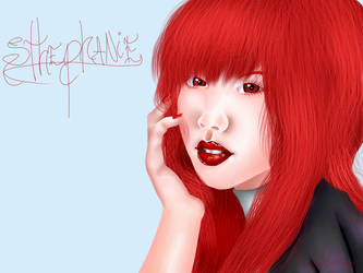 Sthephanie by nagii-chan