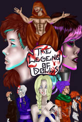 The legend of dolls by nagii-chan