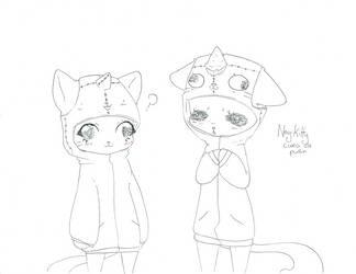 Fran y yo by nagii-chan