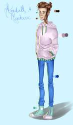 Kendall by nagii-chan