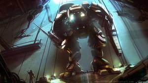 The big Guy by RhexFiremind