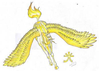 Elemental Equine -Light- by CrystalSerenity