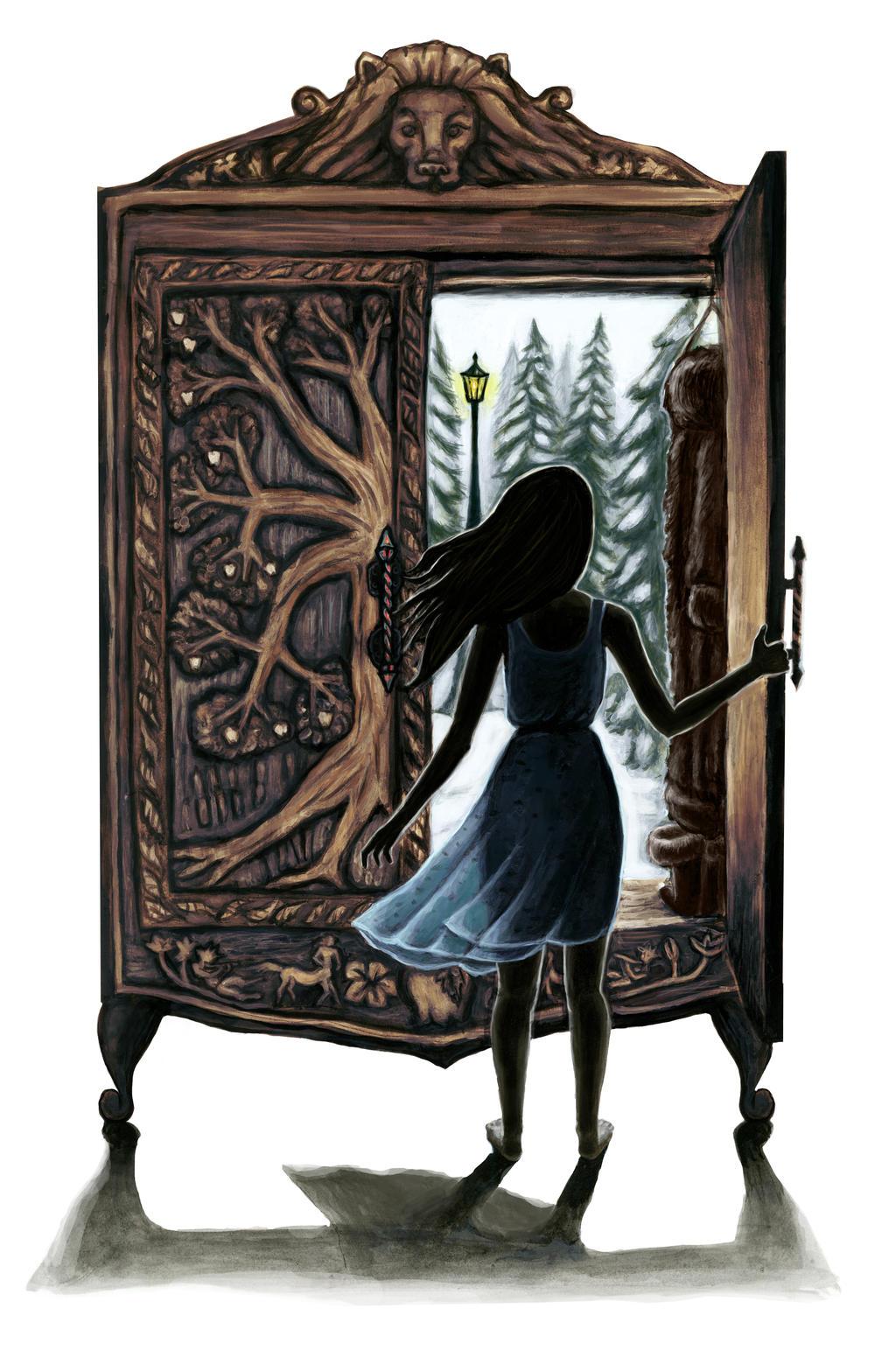 Narnia Vignette Illustration