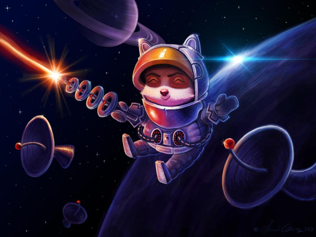chibi astronaut - photo #28