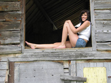 Country girl 3-Stock