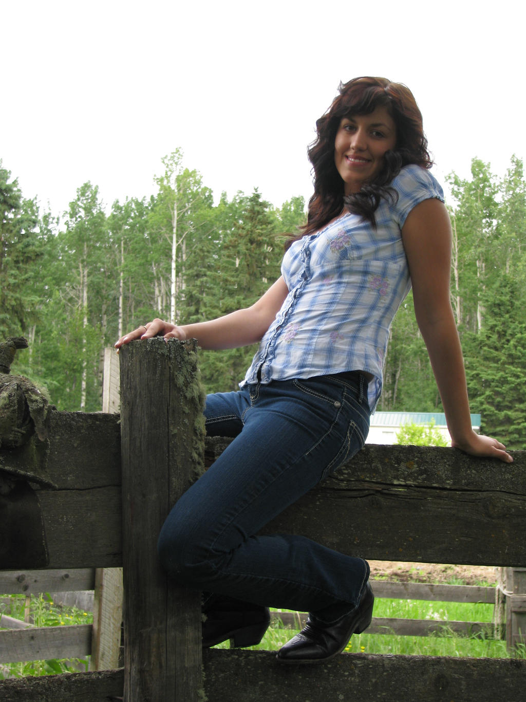 Country girl 4-Stock