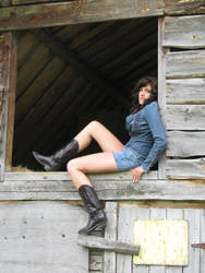 Country girl 13-Stock