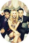 Big Bang Theory Photo Shoot 1