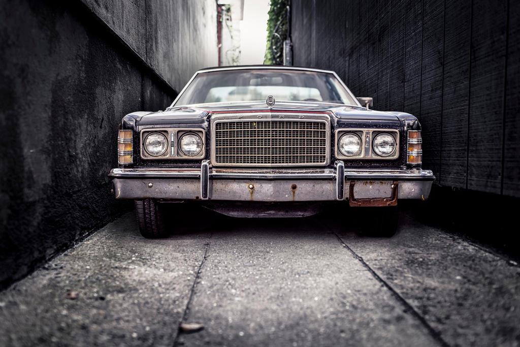 VinTAGE CAR BY TAPASH-EDITZ by Tapash-Editz