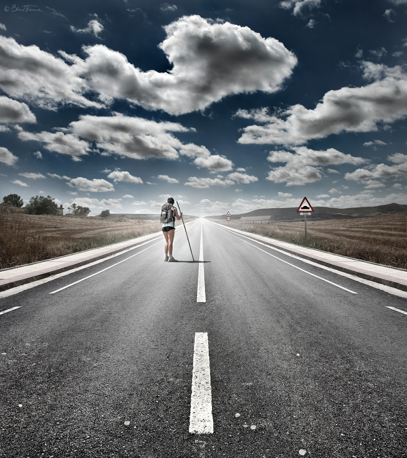 The Road Never Ends By Benheine-d4cag94 by Tapash-Editz