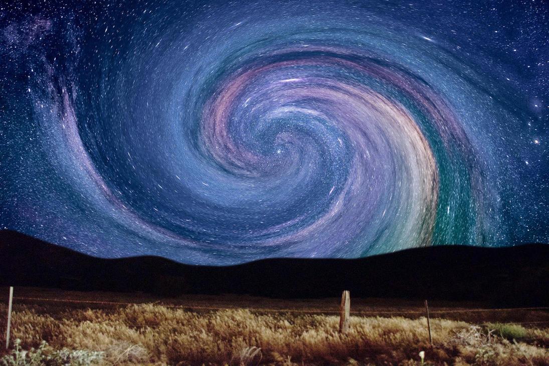 Magic Sky Wallpaper by Angela-White
