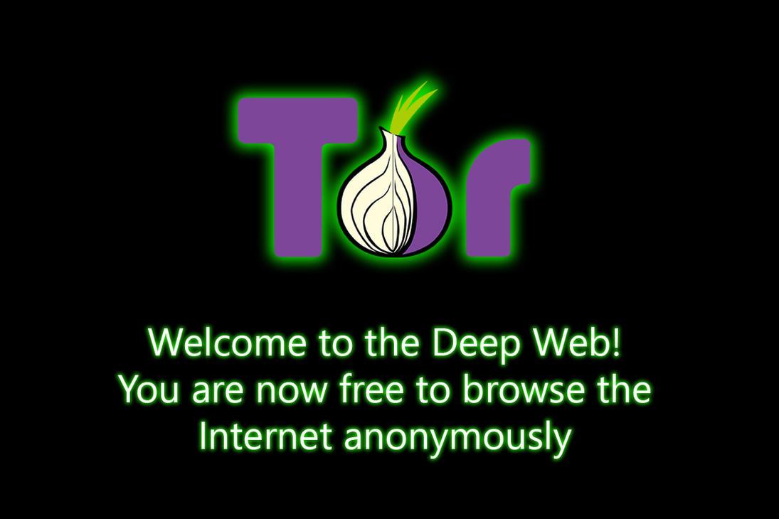 Tor Project - Deep Web Art by Angela-White