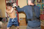 Shane, sparring stock 6