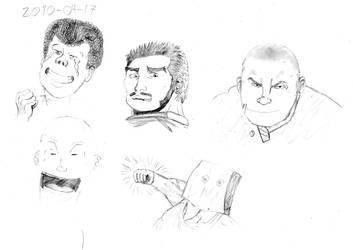 shane, drawing 6 by Awesom-O-5000