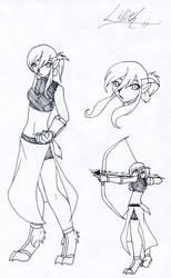 Lillith by EmpressSpaceGoat