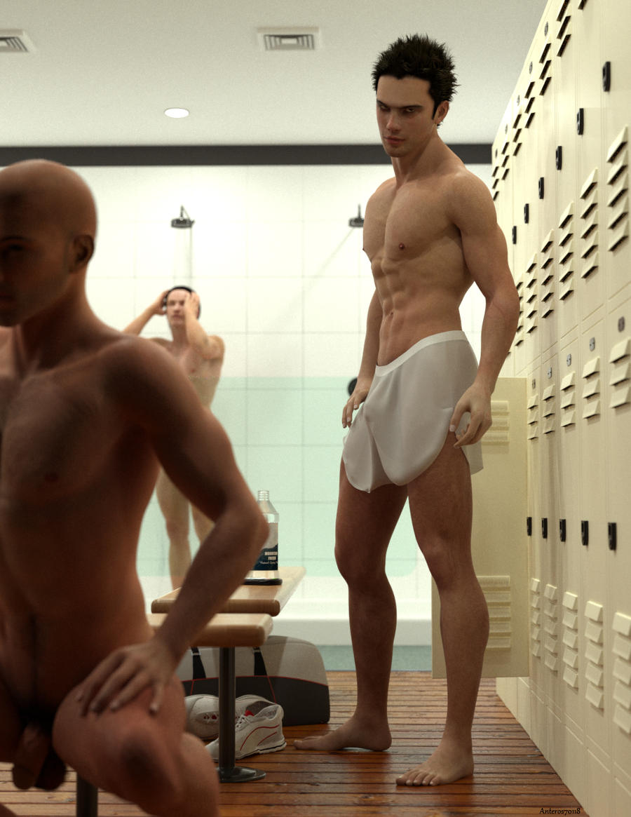 gay locker room spy cam