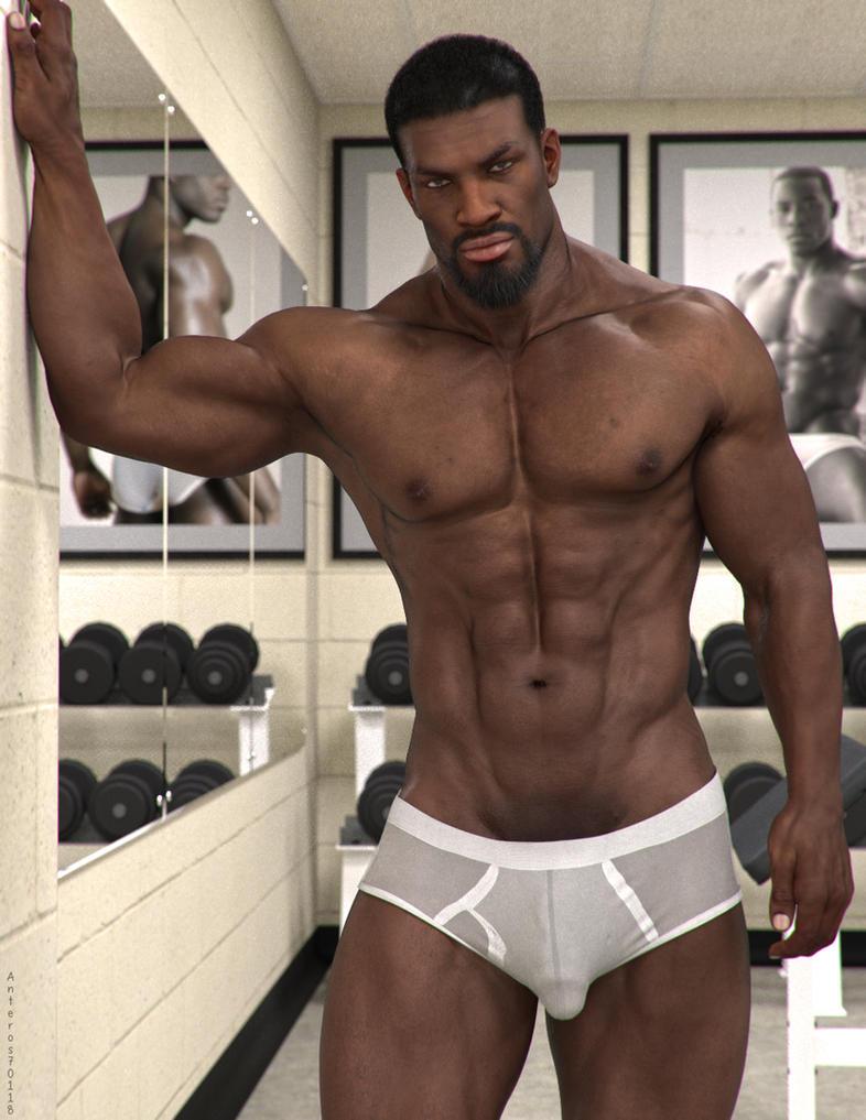 Gym-Dad by anteros70118