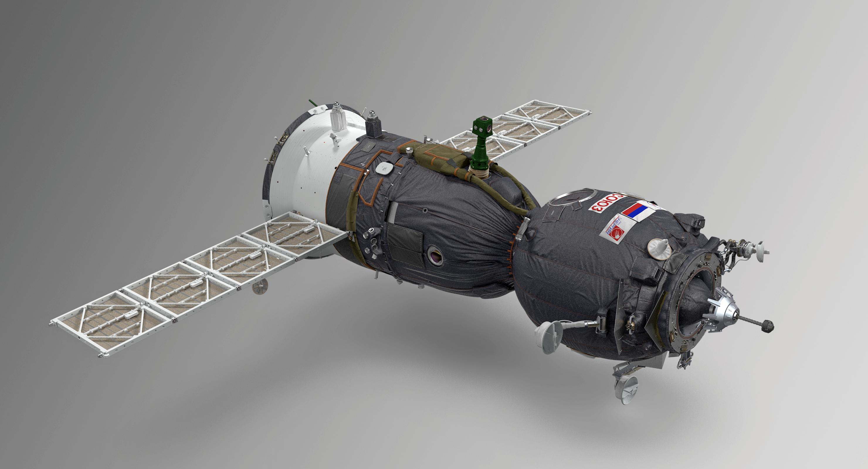 soyuz 1 spacecraft - photo #19