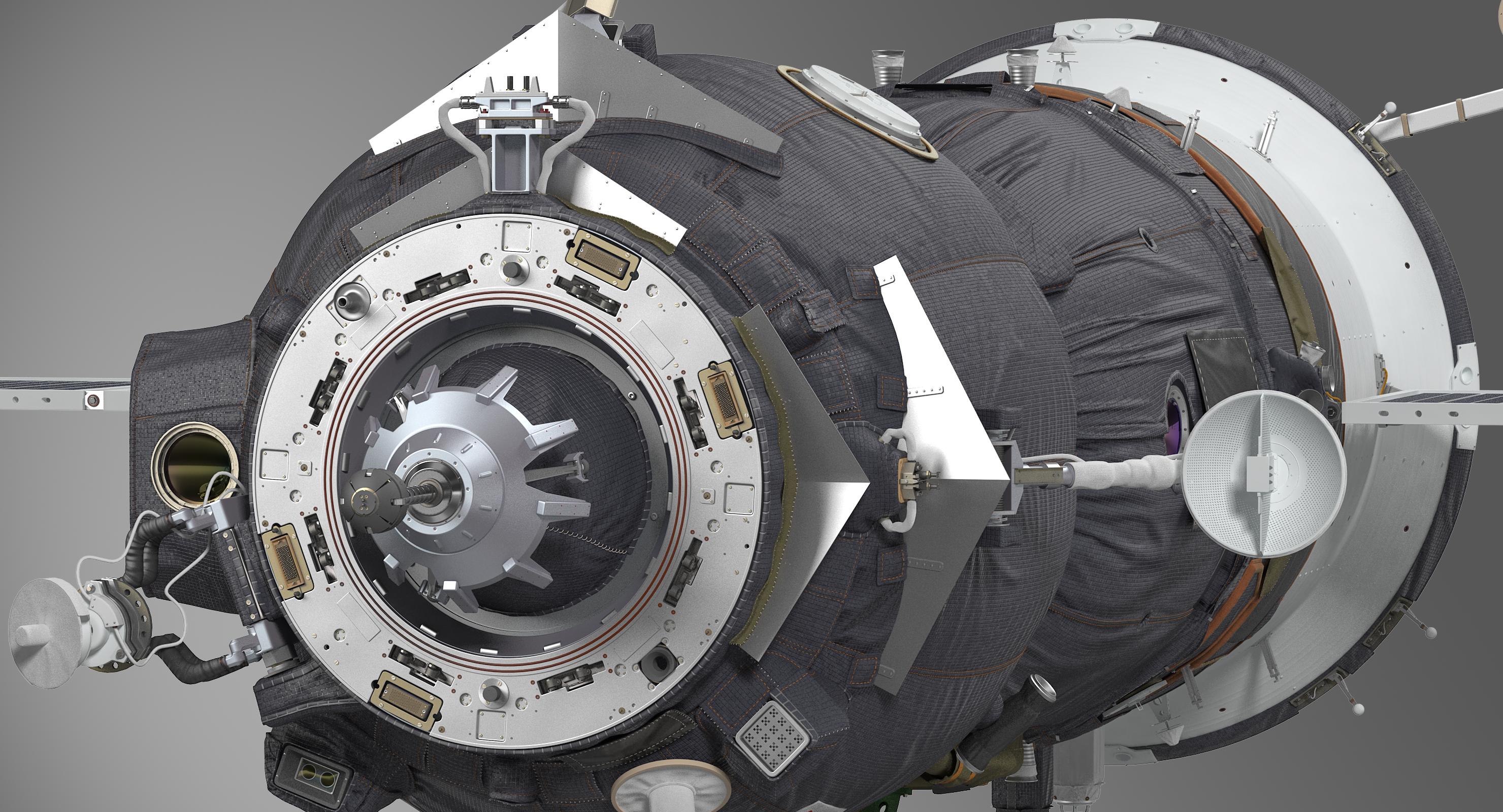 russian spacecraft soyuz - photo #48