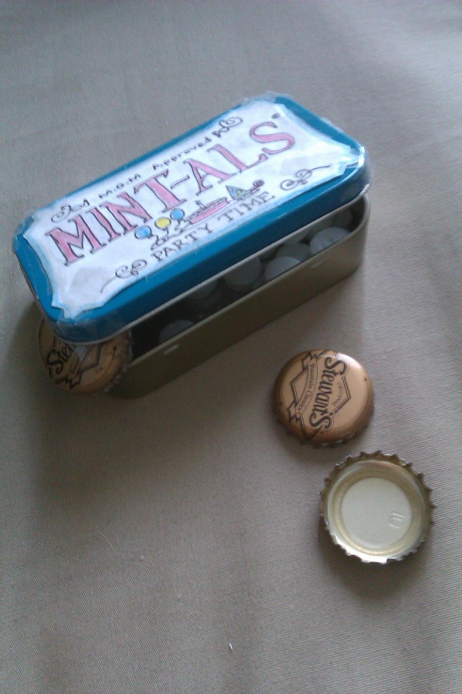 Mint-Als by ArtieStroke