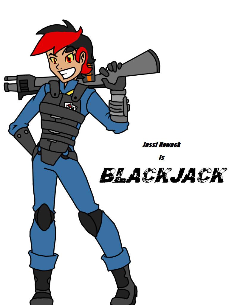 Fallout Humans: Blackjack by ArtieStroke