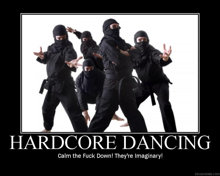 Dancing Hardcore 103
