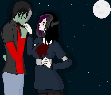 Is This A Zombie Anime Kiss